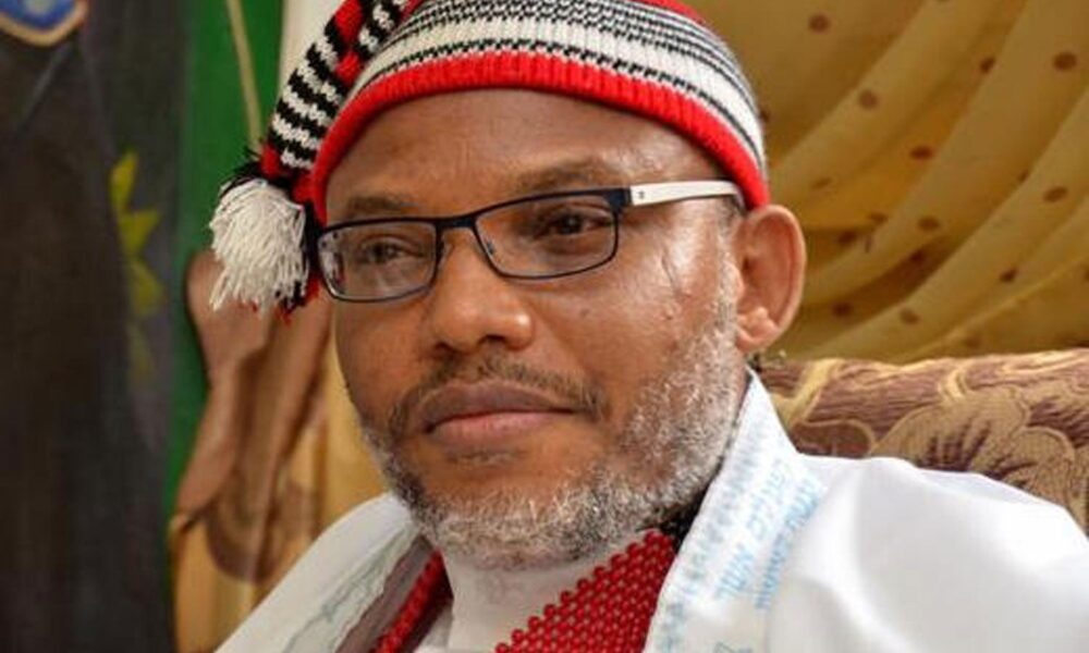 JUST IN: Nnamdi Kanu Sues FG, DSS, Police (Details