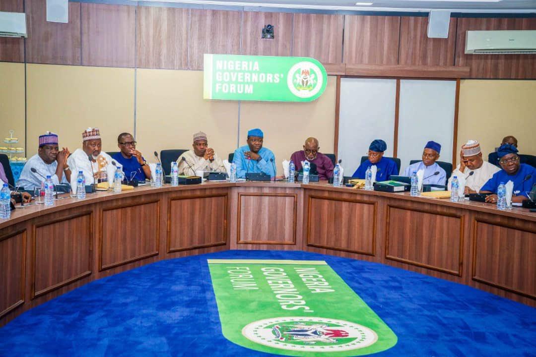 Nigeria Governors Forum NGF