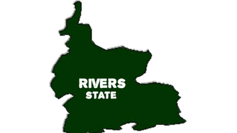 rivers map
