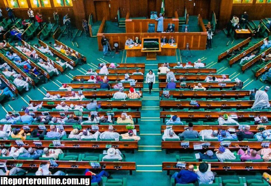 House of Reps 1