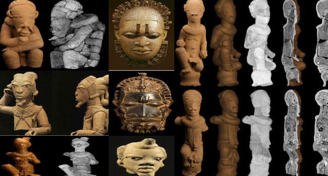Stolen Nigerian Artefacts