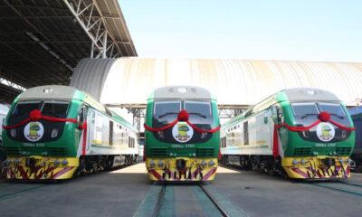 Lagos to Ibadan trains
