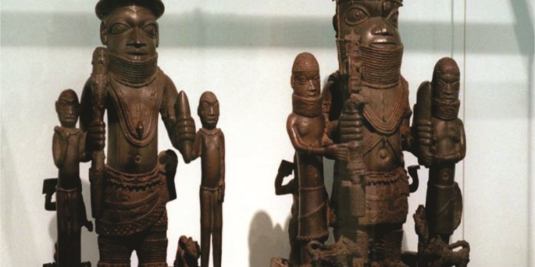 Benin Bronze artefact