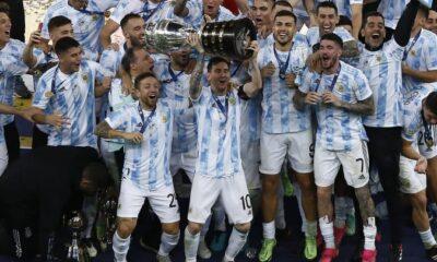 Brazil v Argentina Final Copa America Brazil 202 ddb6bcc4c960871352762249c0b354ff