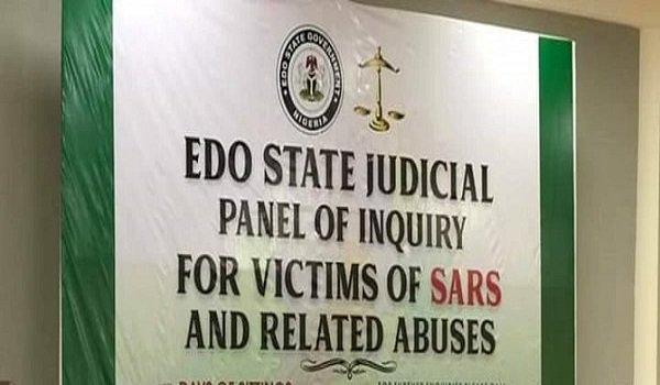 Edo ENDSARS panel