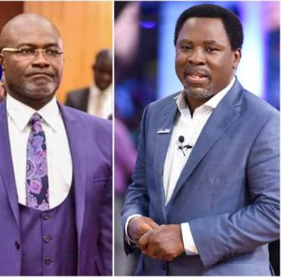 Prophet TB Joshua is fake misled my in law to death – Kennedy Agyapong