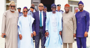 South West governors and traditional rulers on Sunday
