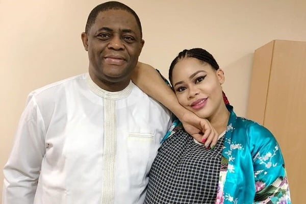 ffk with ex wife