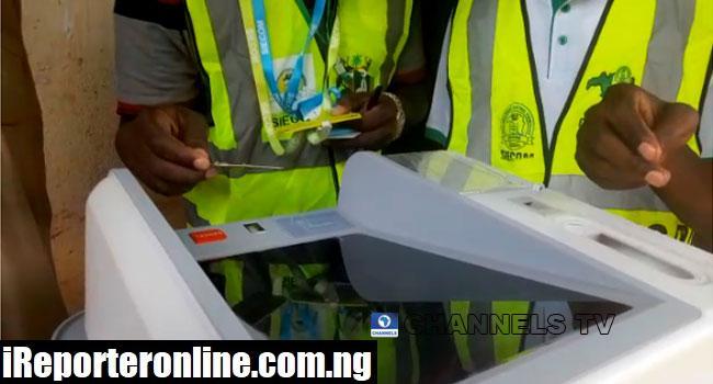 Electronic voting Kaduna