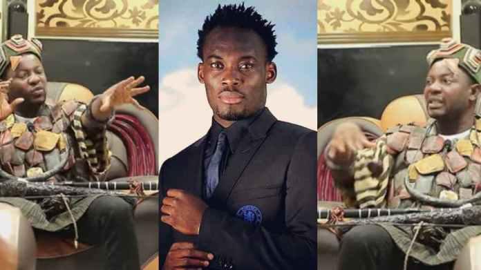 Spiritualist Claims He Destroyed Popular African Footballer's Career